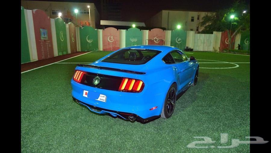البحرين - 2017 Mustang 50 California special