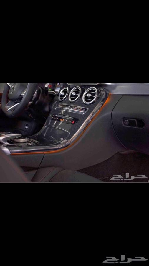 مرسيدس C450 AMG 2016