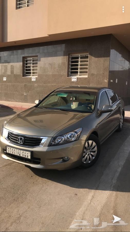 الرياض - اكورد 2008 استاندر