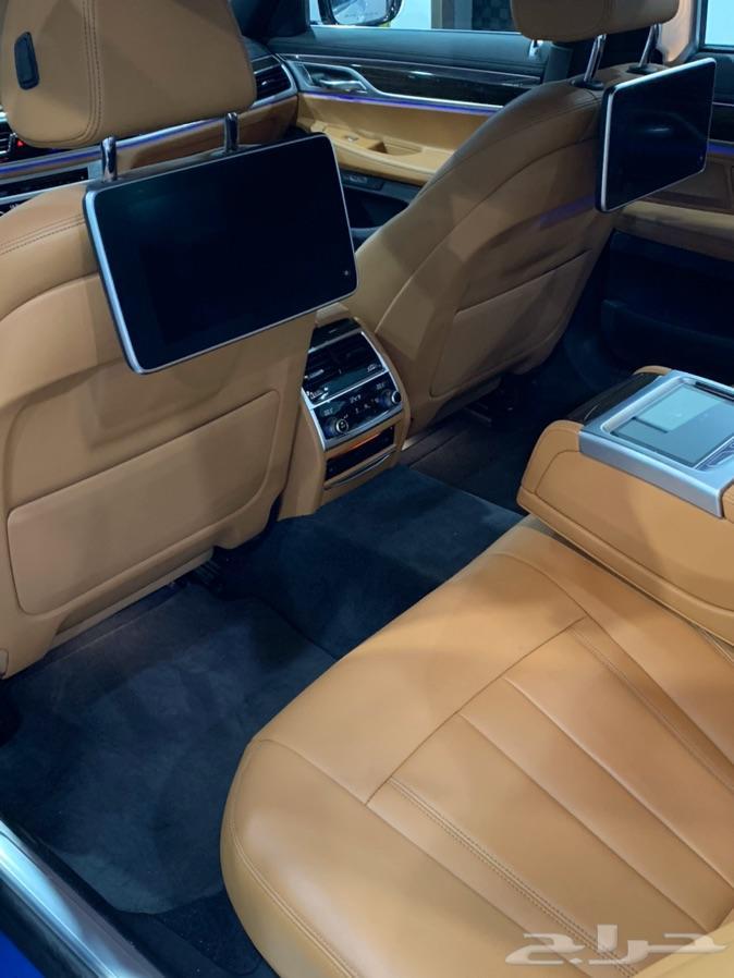 BMW730LI2018