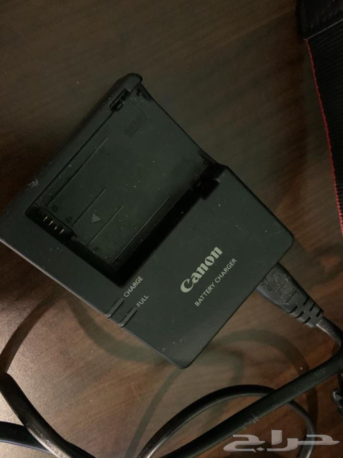 كاميرا كانون canon D600 مع عدسة 50mm