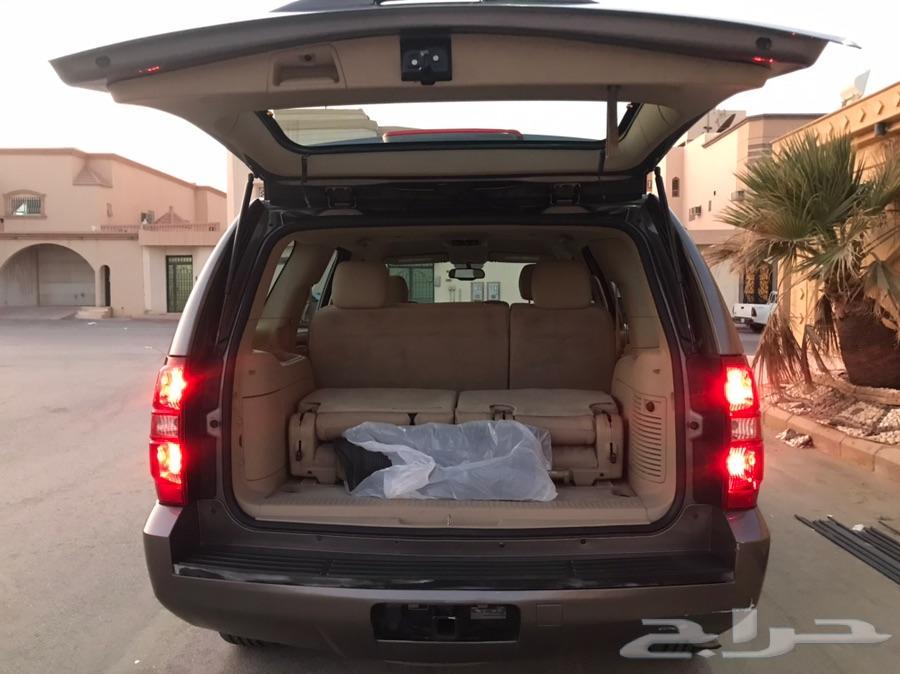 تاهو دبل سعودي 2014(( تم البيع ))