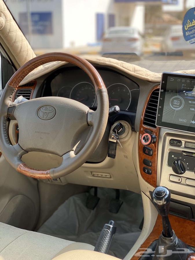 لاندكروزر 2006 GXR قير عادي