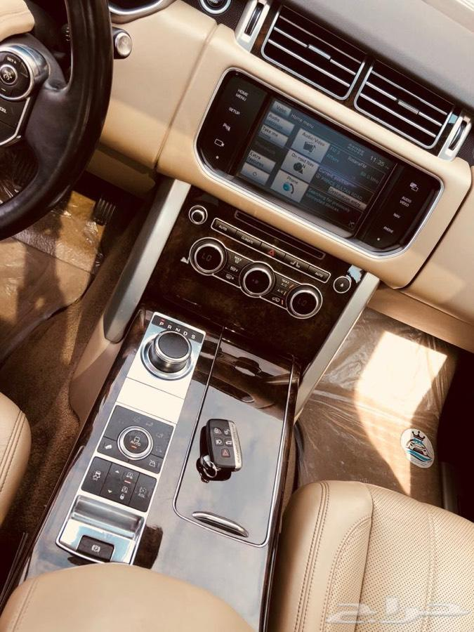 Range  Rover Vogue Super Charged 2013
