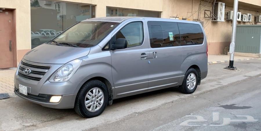 القصيم - نوع السيارة  هونداى H1