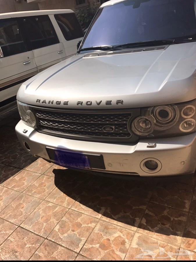 جدة - سيارة رنج روفر