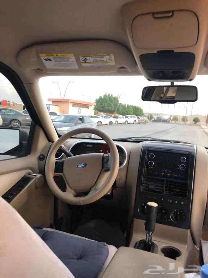 فورد اكسبلور 2010 سعودي