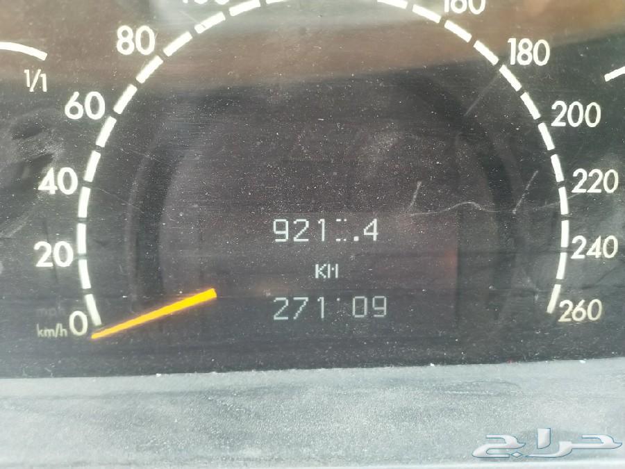 مرسيدس بنز 320   موديل 1999