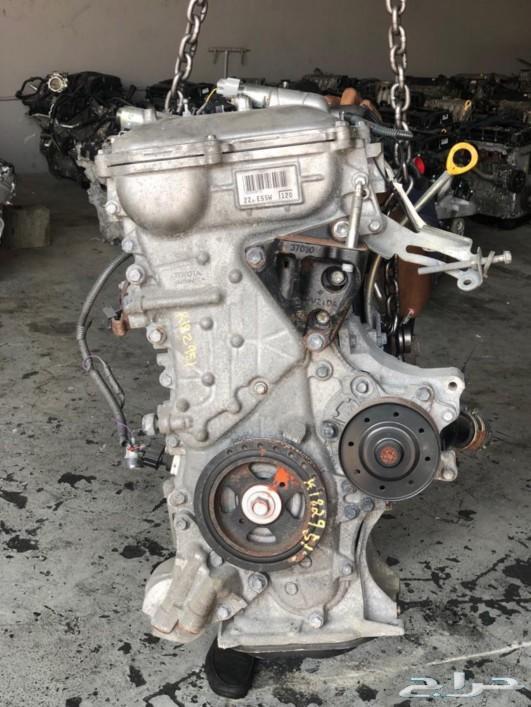 مكينة تويوتا كورلا 2ZR موديل 2011 - 2016