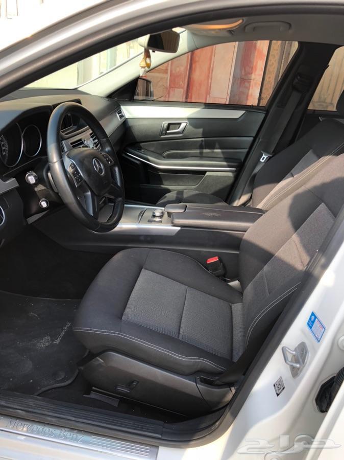 مرسيدس E200 موديل 2014