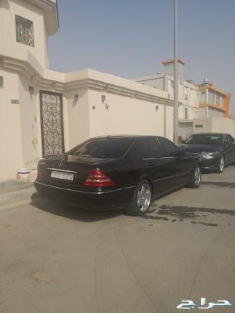 الرياض - النوع class 500 مواصفات 600