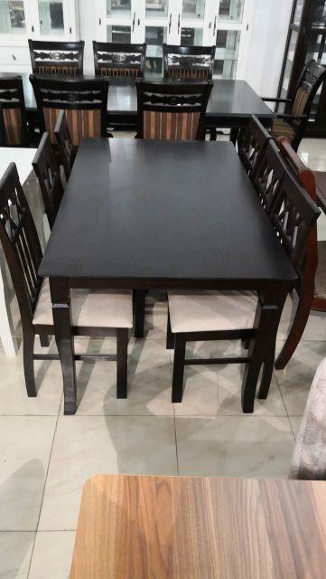 طاولة خشب ماليزي بالكرتون