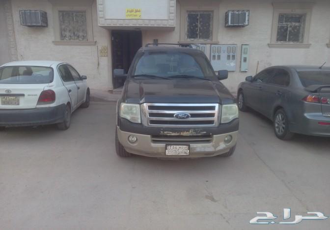 فورد اكسبديشن 2007 الرياض