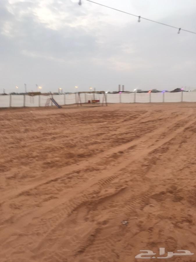 مخيم قسمين الايجار عند ديور العويضه