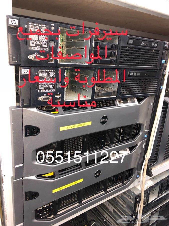 كمبيوترات مكتبية 350 ريال وسيرفرات