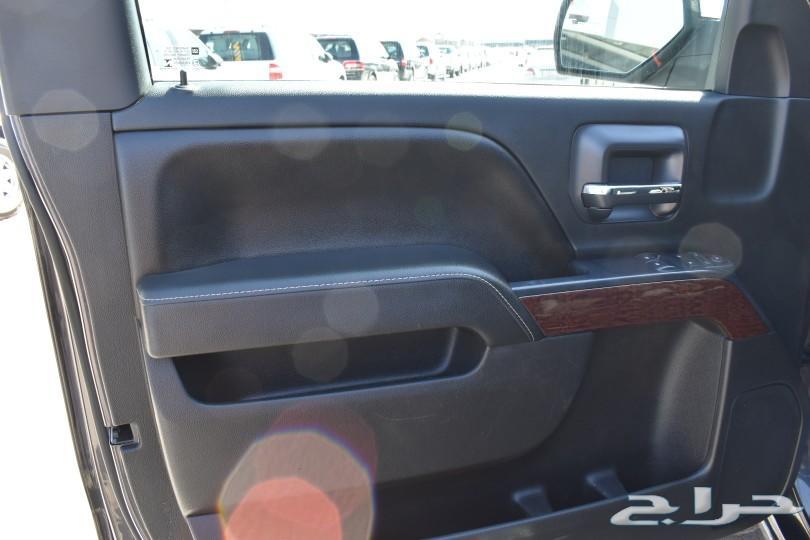 جيمس سيرا Z71 موديل 2015 نظيف دبل غمارة