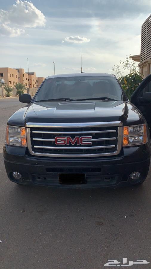 GMC  جمس سييرا 2013   غماره