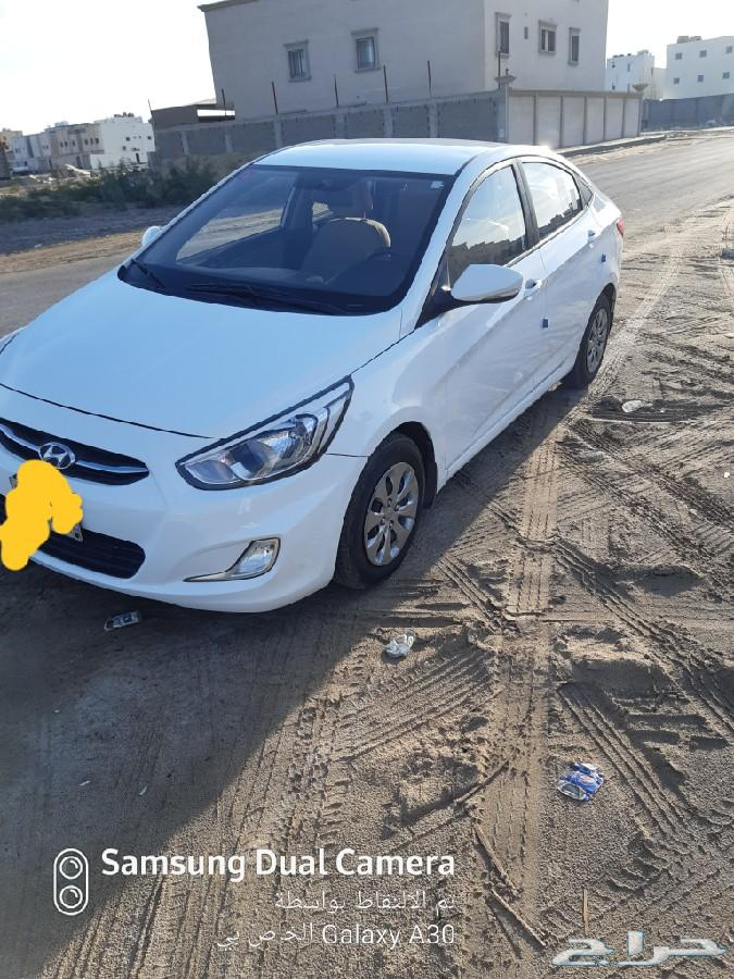 الشرقيه - هونداي اكسنت موديل 2017