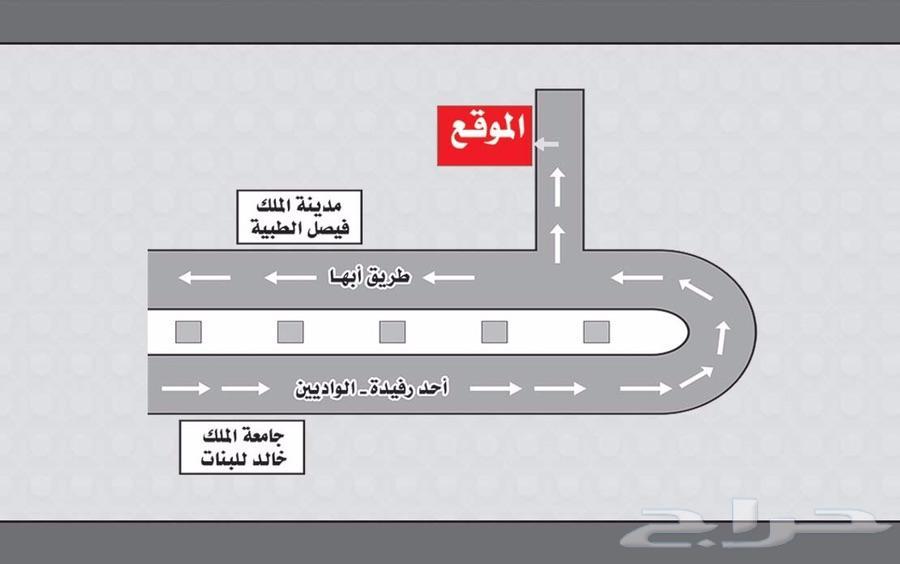 شاليهات روزلاند ابها طريق الملك عبدالله