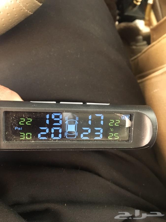 جهاز قياس هوا الكفرات مع حساساته