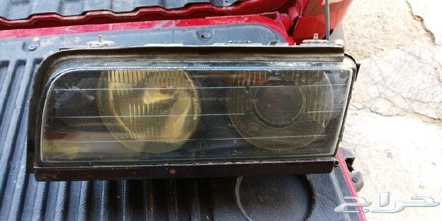 قطع غيار bmw  740 موديل 99 ثمانيه سلندر