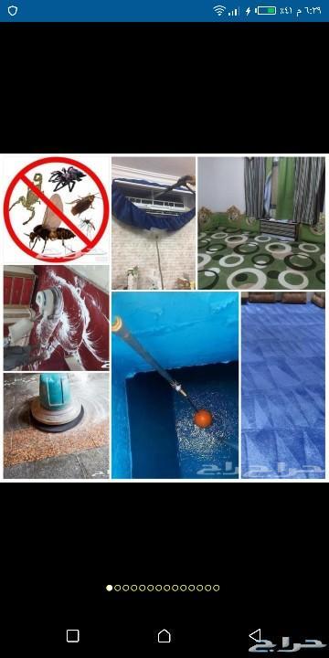 شركة زهرة الخليج لنظافة بالطايف