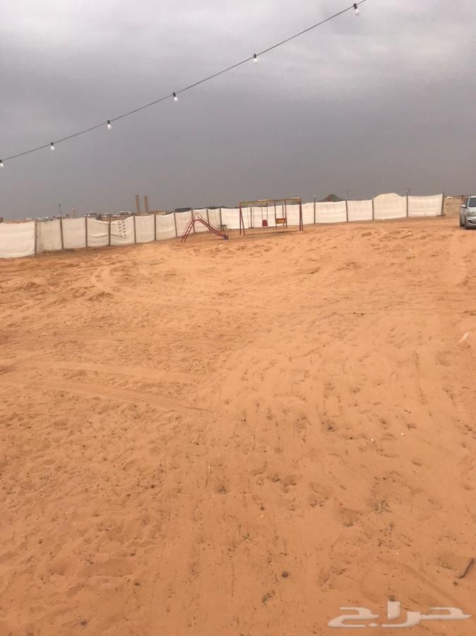 مخيم قسمين ديور العويضه لإيجار