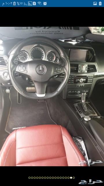 مرسيدس E250 كوبيه