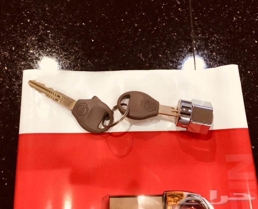 قفل سبير ابو مفتاح باترول