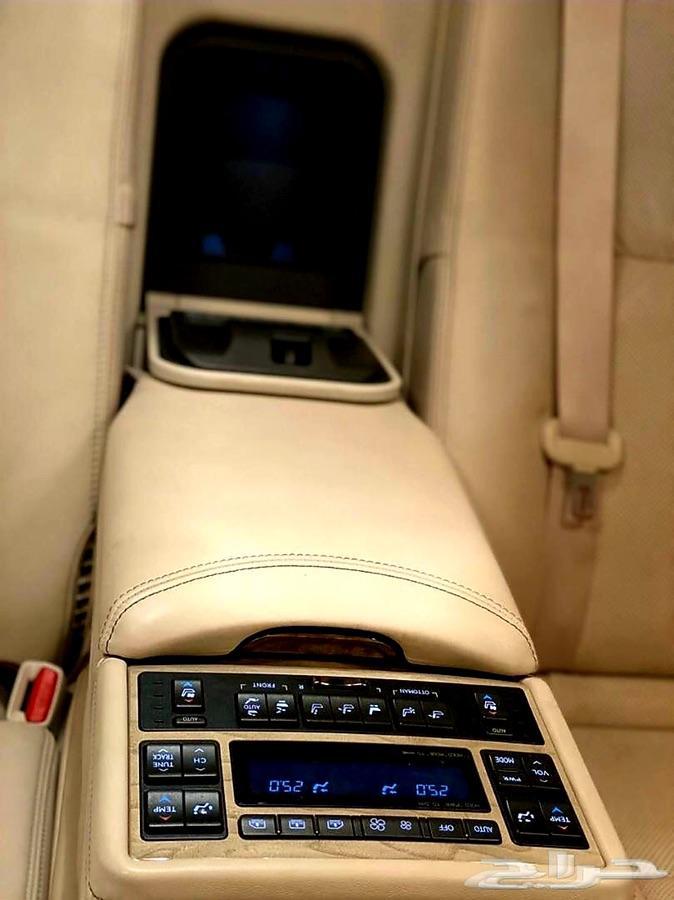لكزس ls460l موديل2013 كراسي طيارة ومساج