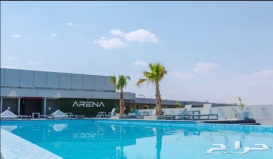 للتنازل  اشتراك نادي ارينا (Arena)