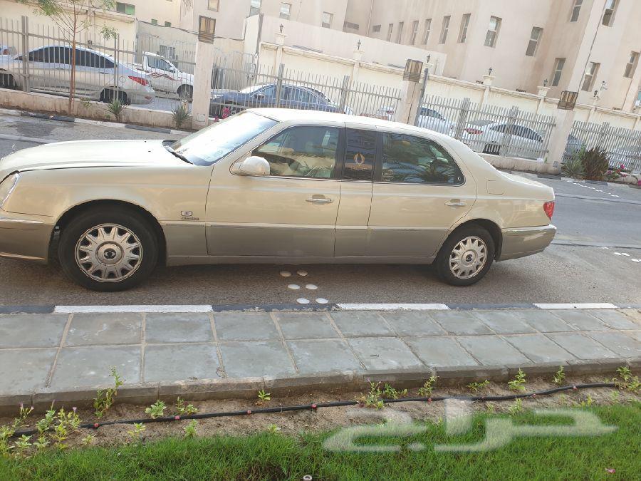 الشرقيه - سيارة شيرمان موديل 2005