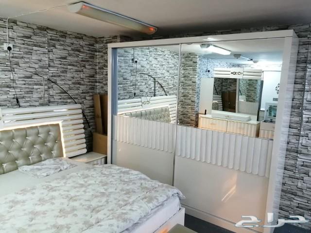 غرف نوم مميزه وانيقه مع اضاءه رومانسيه