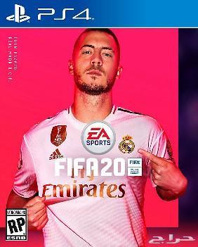 أشرطة فيفا 20 عربي FIFA 20 ps4 بلايستيشن  4