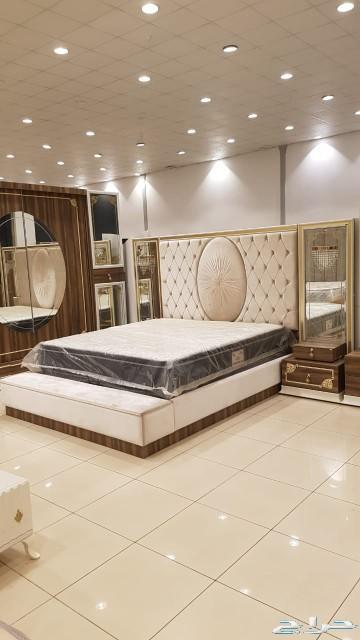 غرف نوم لعشاق الفخامة والتميز