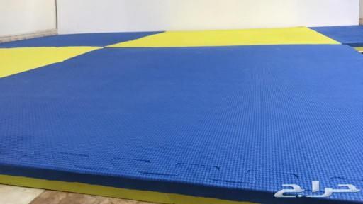 أرضيات اسفنجية للنوادي الرياضية وغرف الأطفال
