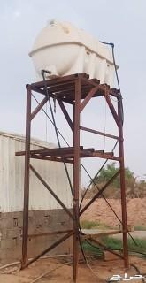 استراحه ومشروع يصلح لتربية الدجاج والحمام