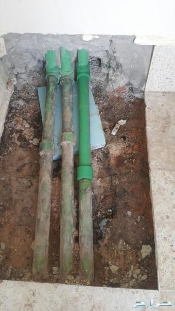 كشف تسربات المياه الكترونيا عزل اسطح عزل خزان
