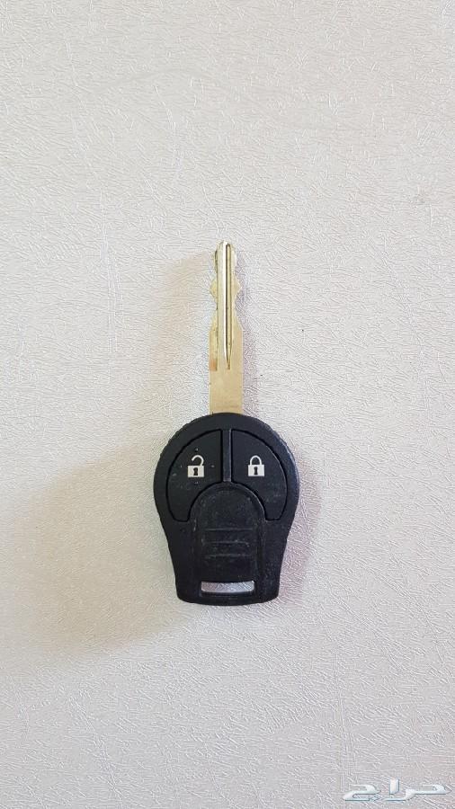 مفتاح ريموت ددسن صني باترول