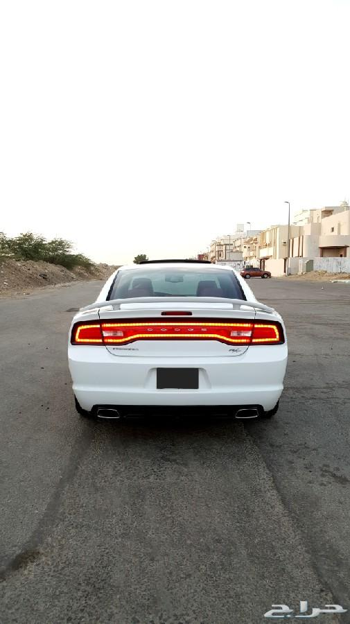 دودج تشارجر RT  موديل 2014 سعودي