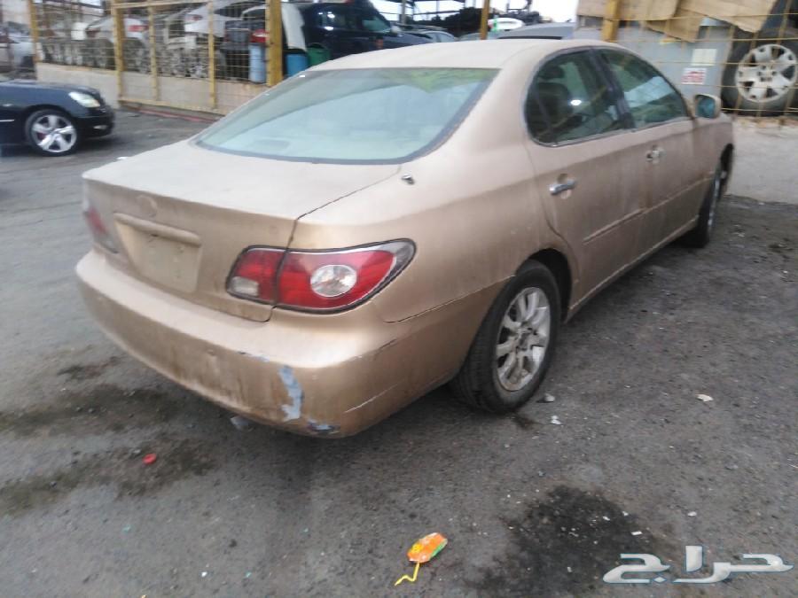 لكزس 300مديل2003((لبيع قطع غيار فقط))