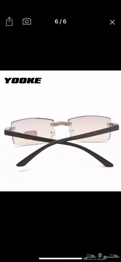 للبيع نظارتين طبيه