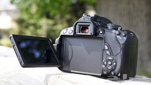 كاميرا كانون D600   عدسة mm50