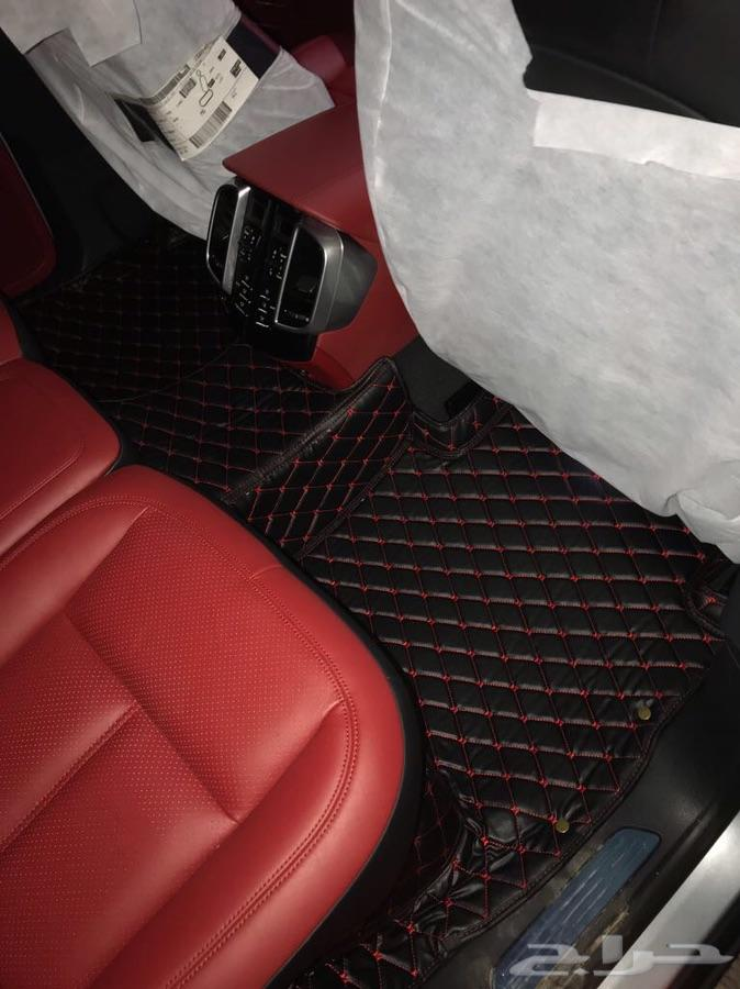 أرضيات جلدDimondتفصيلVIPلحماية السيارات