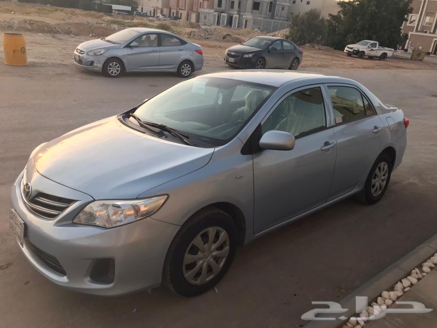 الرياض - كورولا 2012