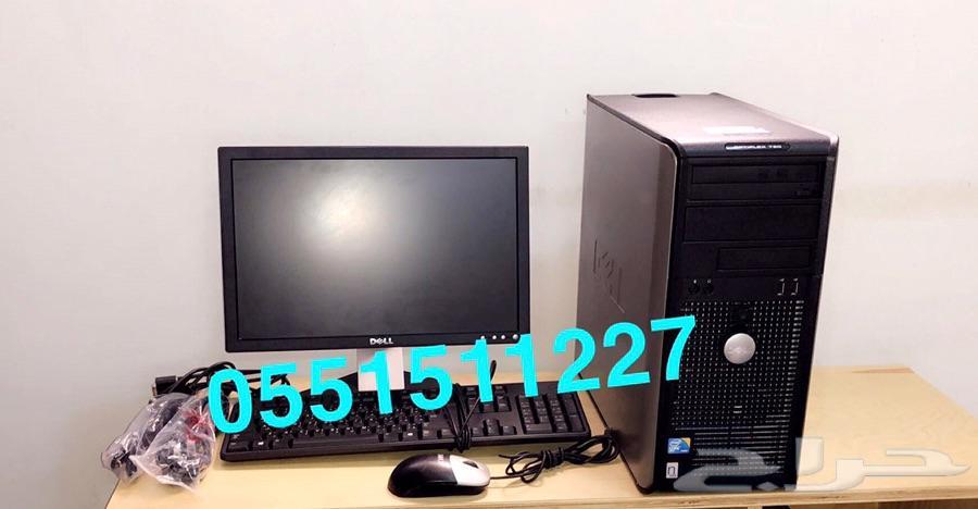 اجهزة كمبيوتر مكتبي 350 ريال (وسيرفرات)