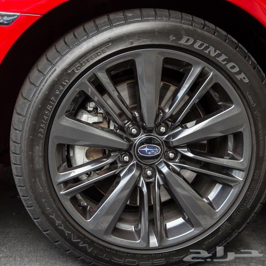 Subaru WRX Wheels جنوط سوبارو