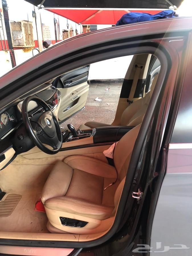 740   BMW 2009 البيع