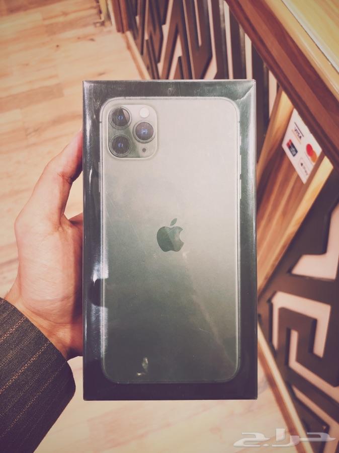 عرض ايفون 11 برو ماكس زيتي 512 جيجا