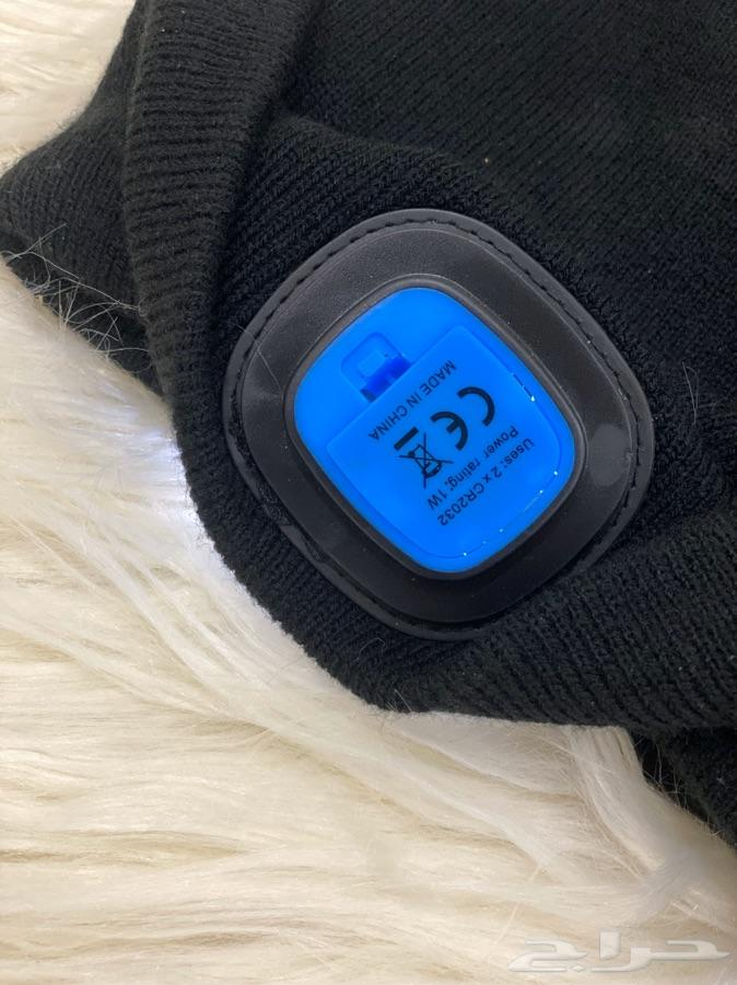 قبعات الشتاء